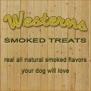 """Bully Sticks"" Westerns Dog Treats"