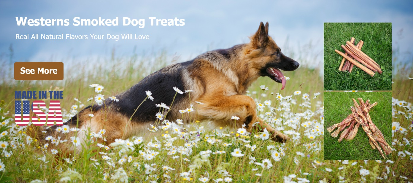 Westerns Smoked Dog Treats Real All Natural Smoked Flavors Your Dog Will Love